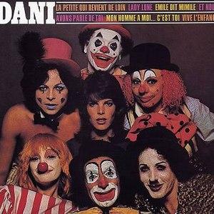 Dani альбом L'Intégrale 1966-1973
