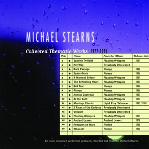 Michael Stearns альбом Collected Thematic Works 1977-1987