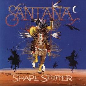 Santana альбом Shape Shifter