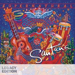 Santana альбом Supernatural (Legacy Edition)