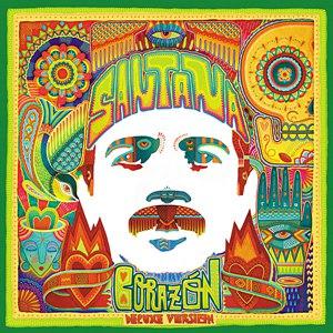 Santana альбом Corazón (Deluxe Version)