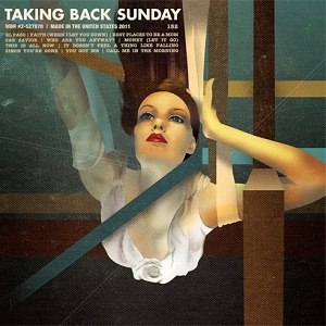Taking Back Sunday альбом Taking Back Sunday (Deluxe Version)