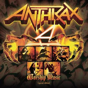 Anthrax альбом Worship Music - Special Edition
