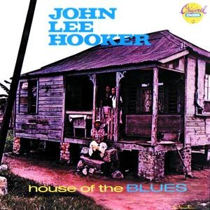 John Lee Hooker альбом House Of The Blues