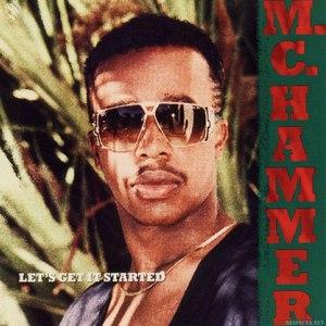 MC Hammer альбом Let's Get It Started