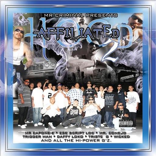 Mr. Criminal альбом Hood Affiliated Part 2