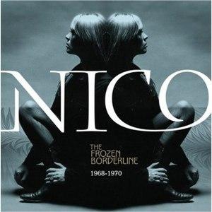 Nico альбом The Frozen Borderline: 1968-1970