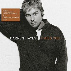 Darren Hayes альбом I Miss You