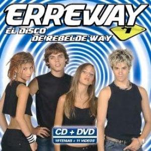 Erreway альбом El disco de Rebelde way