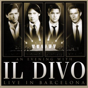 Il Divo альбом An Evening With Il Divo