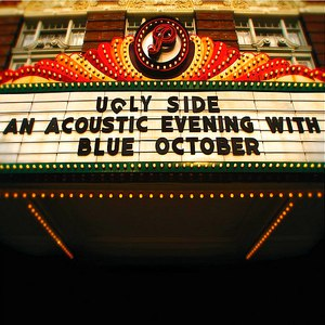 Blue October альбом Ugly Side: An Acoustic Evening With Blue October