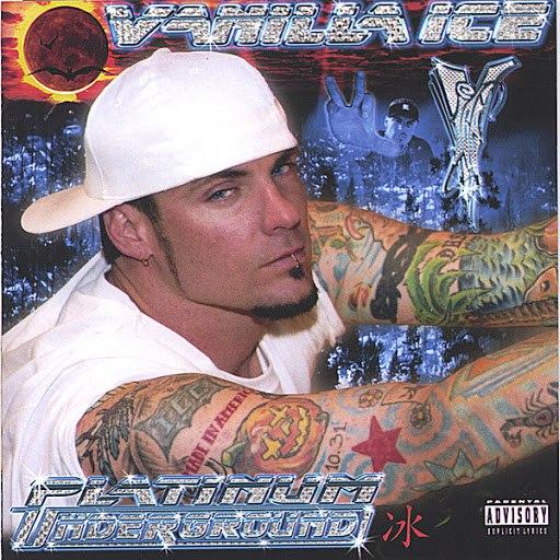 Vanilla Ice альбом Platinum Underground (explicit version)