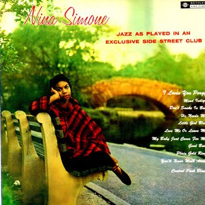 Nina Simone альбом Jazz as played in an exclusive side street club