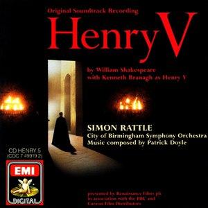 Patrick Doyle альбом Henry V
