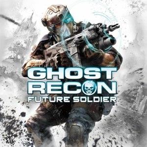 Hybrid альбом Ghost Recon: Future Soldier (Original Game Soundtrack)