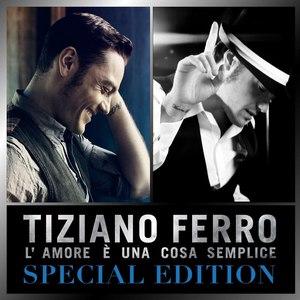 Tiziano Ferro альбом L'amore è una cosa semplice (Special Edition)