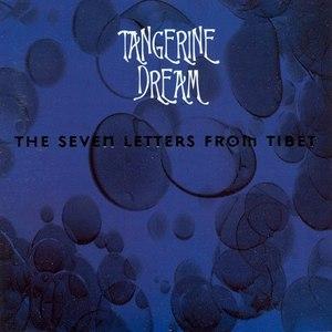 Tangerine Dream альбом The Seven Letters From Tibet