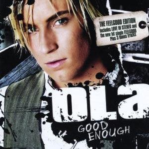 Ola альбом Good Enough (The Feelgood Edition)