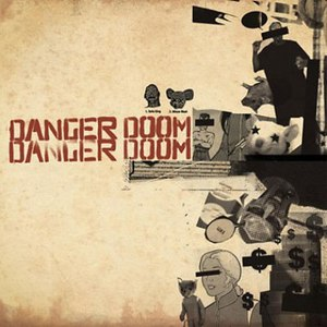 Dangerdoom альбом Sofa King