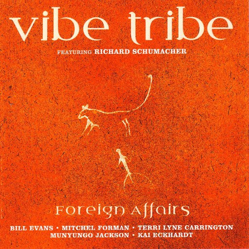 Vibe Tribe альбом Foreign Affairs