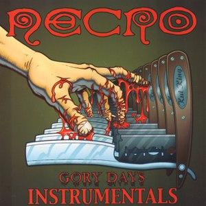 Necro альбом Gory Days Instrumentals