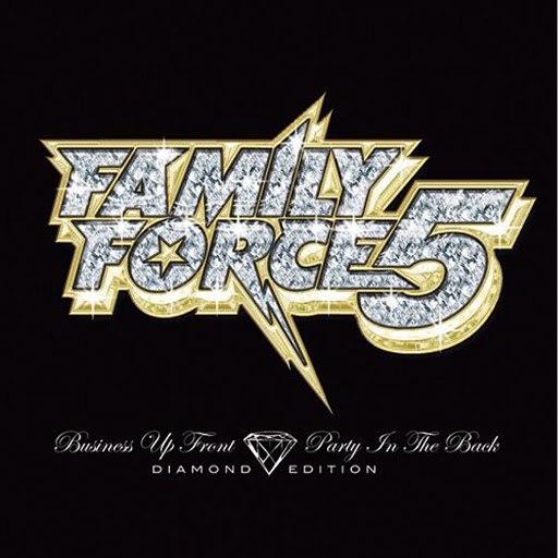 Family Force 5 альбом Diamond Edition EP
