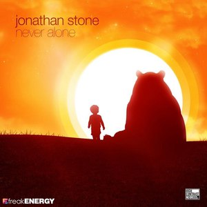 Jonathan Stone альбом Never Alone
