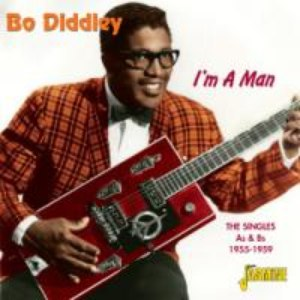 Bo Diddley альбом I'm A Man