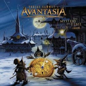 Avantasia альбом The Mystery Of Times