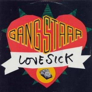 Альбом Gang Starr Lovesick
