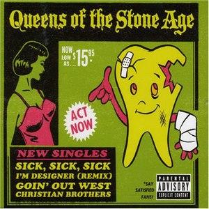 Queens of the Stone Age альбом Sick, Sick, Sick
