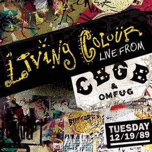Living Colour альбом Live from CBGB's