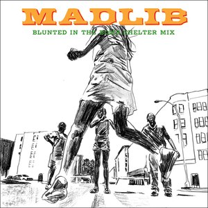 Madlib альбом Blunted In The Bomb Shelter