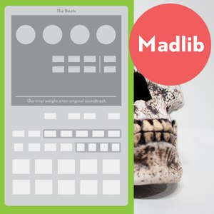 Madlib альбом The Beats (Our Vinyl Weighs a Ton Soundtrack)