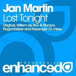 Jan Martin альбом Lost Tonight