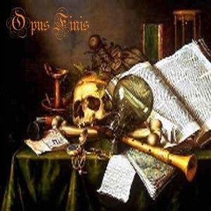 Opus Finis альбом Opus Finis