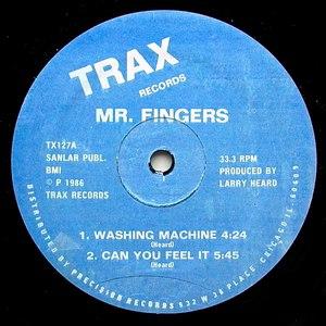 Mr. Fingers альбом Washing Machine