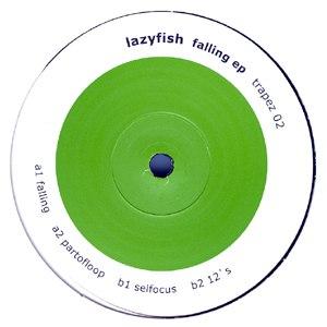 Lazyfish альбом Falling EP