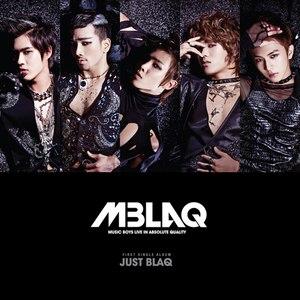 MBLAQ альбом JUST BLAQ