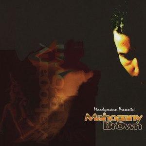 Moodymann альбом Mahogany Brown