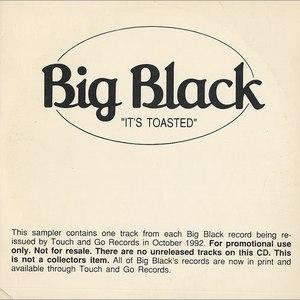 Big Black альбом it's Toasted