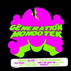 Альбом Mondotek Génération Mondotek