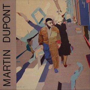 Martin Dupont альбом Just Because...