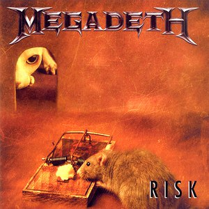 Megadeth альбом Risk (Remastered)