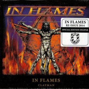 In Flames альбом Clayman (Re-issue 2014)