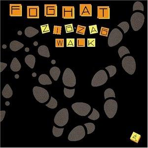 Foghat альбом Zig Zag Walk