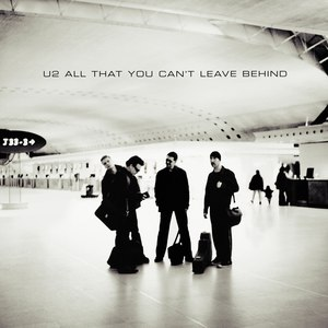 U2 альбом All That You Can't Leave Behind