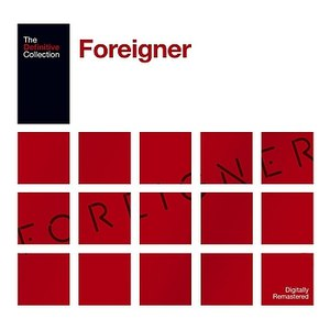 Foreigner альбом Definitive Collection