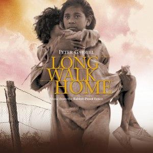 Peter Gabriel альбом Long Walk Home