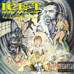 Ice-T альбом Home Invasion (Includes 'The Last Temptation Of Ice')